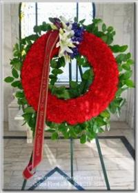 Tribute from the Heart Wreath Funeral Flowers, Sympathy Flowers, Funeral Flower Arrangements from San Francisco Funeral Flowers.com Search for chinese funeral, sympathy funeral flower arrangements from our SanFranciscoFuneralFlowers.com website. Our funeral and sympathy arrangements include crosses, casket covers, hearts, wreaths on wood easels, coronas fúnebres, arreglos fúnebres, cruces para velorio, coronas para difunto, arreglos fúnebres, Florerias, Floreria, arreglos florales, corona funebre, coronas