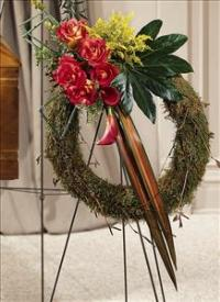 Never-ending Love Wreath Funeral Flowers, Sympathy Flowers, Funeral Flower Arrangements from San Francisco Funeral Flowers.com Search for chinese funeral, sympathy funeral flower arrangements from our SanFranciscoFuneralFlowers.com website. Our funeral and sympathy arrangements include crosses, casket covers, hearts, wreaths on wood easels, coronas fúnebres, arreglos fúnebres, cruces para velorio, coronas para difunto, arreglos fúnebres, Florerias, Floreria, arreglos florales, corona funebre, coronas