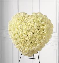 Elegant Remembrance Standing Heart Funeral Flowers, Sympathy Flowers, Funeral Flower Arrangements from San Francisco Funeral Flowers.com Search for chinese funeral, sympathy funeral flower arrangements from our SanFranciscoFuneralFlowers.com website. Our funeral and sympathy arrangements include crosses, casket covers, hearts, wreaths on wood easels, coronas fúnebres, arreglos fúnebres, cruces para velorio, coronas para difunto, arreglos fúnebres, Florerias, Floreria, arreglos florales, corona funebre, coronas