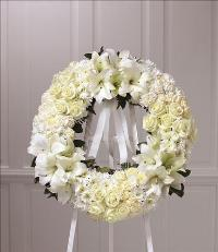 Wreath of Remembrance Funeral Flowers, Sympathy Flowers, Funeral Flower Arrangements from San Francisco Funeral Flowers.com Search for chinese funeral, sympathy funeral flower arrangements from our SanFranciscoFuneralFlowers.com website. Our funeral and sympathy arrangements include crosses, casket covers, hearts, wreaths on wood easels, coronas fúnebres, arreglos fúnebres, cruces para velorio, coronas para difunto, arreglos fúnebres, Florerias, Floreria, arreglos florales, corona funebre, coronas