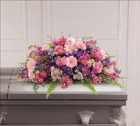 Glorious Garden Casket Spray Funeral Flowers, Sympathy Flowers, Funeral Flower Arrangements from San Francisco Funeral Flowers.com Search for chinese funeral, sympathy funeral flower arrangements from our SanFranciscoFuneralFlowers.com website. Our funeral and sympathy arrangements include crosses, casket covers, hearts, wreaths on wood easels, coronas fúnebres, arreglos fúnebres, cruces para velorio, coronas para difunto, arreglos fúnebres, Florerias, Floreria, arreglos florales, corona funebre, coronas