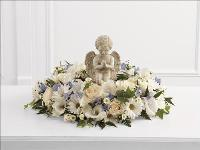 The Little Angel Ring of Flowers Funeral Flowers, Sympathy Flowers, Funeral Flower Arrangements from San Francisco Funeral Flowers.com Search for chinese funeral, sympathy funeral flower arrangements from our SanFranciscoFuneralFlowers.com website. Our funeral and sympathy arrangements include crosses, casket covers, hearts, wreaths on wood easels, coronas fúnebres, arreglos fúnebres, cruces para velorio, coronas para difunto, arreglos fúnebres, Florerias, Floreria, arreglos florales, corona funebre, coronas