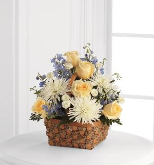Heavenly Scented Basket Funeral Flowers, Sympathy Flowers, Funeral Flower Arrangements from San Francisco Funeral Flowers.com Search for chinese funeral, sympathy funeral flower arrangements from our SanFranciscoFuneralFlowers.com website. Our funeral and sympathy arrangements include crosses, casket covers, hearts, wreaths on wood easels, coronas fúnebres, arreglos fúnebres, cruces para velorio, coronas para difunto, arreglos fúnebres, Florerias, Floreria, arreglos florales, corona funebre, coronas