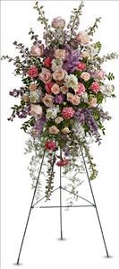 Peaceful Garden Spray Funeral Flowers, Sympathy Flowers, Funeral Flower Arrangements from San Francisco Funeral Flowers.com Search for chinese funeral, sympathy funeral flower arrangements from our SanFranciscoFuneralFlowers.com website. Our funeral and sympathy arrangements include crosses, casket covers, hearts, wreaths on wood easels, coronas fúnebres, arreglos fúnebres, cruces para velorio, coronas para difunto, arreglos fúnebres, Florerias, Floreria, arreglos florales, corona funebre, coronas