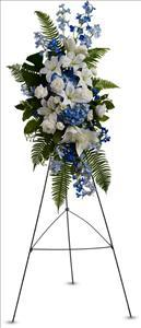Ocean Breeze Spray Funeral Flowers, Sympathy Flowers, Funeral Flower Arrangements from San Francisco Funeral Flowers.com Search for chinese funeral, sympathy funeral flower arrangements from our SanFranciscoFuneralFlowers.com website. Our funeral and sympathy arrangements include crosses, casket covers, hearts, wreaths on wood easels, coronas fúnebres, arreglos fúnebres, cruces para velorio, coronas para difunto, arreglos fúnebres, Florerias, Floreria, arreglos florales, corona funebre, coronas