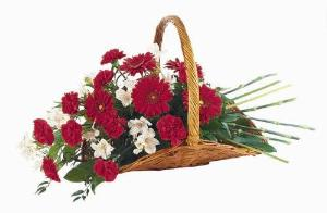Basket Of Comfort Funeral Flowers, Sympathy Flowers, Funeral Flower Arrangements from San Francisco Funeral Flowers.com Search for chinese funeral, sympathy funeral flower arrangements from our SanFranciscoFuneralFlowers.com website. Our funeral and sympathy arrangements include crosses, casket covers, hearts, wreaths on wood easels, coronas fúnebres, arreglos fúnebres, cruces para velorio, coronas para difunto, arreglos fúnebres, Florerias, Floreria, arreglos florales, corona funebre, coronas