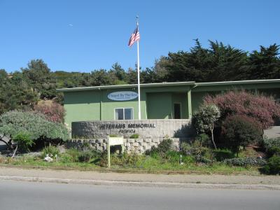 Chapel by the Sea Funeral Home - Pacifica CA - SanFranciscoFuneralFlowers.com