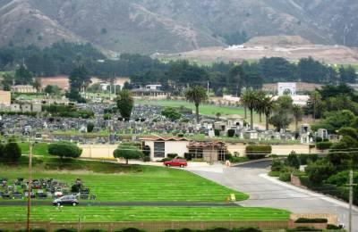 Eternal Home Cemetery Colma Ca