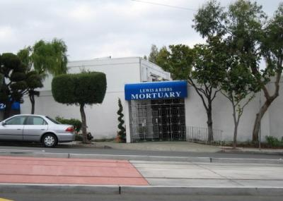 Lewis & Ribbs Mortuary - San Francisco CA - SanFranciscoFuneralFlowers.com