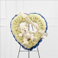 The FTD® Precious Child™ Standing Heart Funeral Flowers, Sympathy Flowers, Funeral Flower Arrangements from San Francisco Funeral Flowers.com Search for chinese funeral, sympathy funeral flower arrangements from our SanFranciscoFuneralFlowers.com website. Our funeral and sympathy arrangements include crosses, casket covers, hearts, wreaths on wood easels, coronas fúnebres, arreglos fúnebres, cruces para velorio, coronas para difunto, arreglos fúnebres, Florerias, Floreria, arreglos florales, corona funebre, coronas