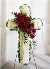 Floral Cross Funeral Flowers, Sympathy Flowers, Funeral Flower Arrangements from San Francisco Funeral Flowers.com Search for chinese funeral, sympathy funeral flower arrangements from our SanFranciscoFuneralFlowers.com website. Our funeral and sympathy arrangements include crosses, casket covers, hearts, wreaths on wood easels, coronas fúnebres, arreglos fúnebres, cruces para velorio, coronas para difunto, arreglos fúnebres, Florerias, Floreria, arreglos florales, corona funebre, coronas