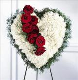 Bleeding Heart Funeral Flowers, Sympathy Flowers, Funeral Flower Arrangements from San Francisco Funeral Flowers.com Search for sympathy and funeral flower arrangement ideas from our SanFranciscoFuneralFlowers.com website. Our funeral and sympathy arrangements include crosses, casket covers, hearts, wreaths on wood easels. Open 365 days and provide delivery everyday including Sunday delivery to funeral homes from San Francisco CA to San Mateo CA. San Francisco Flowers