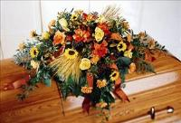 Vibrant Casket Spray Funeral Flowers, Sympathy Flowers, Funeral Flower Arrangements from San Francisco Funeral Flowers.com Search for chinese funeral, sympathy funeral flower arrangements from our SanFranciscoFuneralFlowers.com website. Our funeral and sympathy arrangements include crosses, casket covers, hearts, wreaths on wood easels, coronas fúnebres, arreglos fúnebres, cruces para velorio, coronas para difunto, arreglos fúnebres, Florerias, Floreria, arreglos florales, corona funebre, coronas