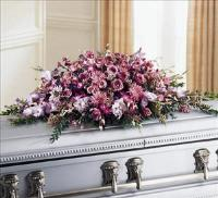 Loveliness Casket Spray Funeral Flowers, Sympathy Flowers, Funeral Flower Arrangements from San Francisco Funeral Flowers.com Search for chinese funeral, sympathy funeral flower arrangements from our SanFranciscoFuneralFlowers.com website. Our funeral and sympathy arrangements include crosses, casket covers, hearts, wreaths on wood easels, coronas fúnebres, arreglos fúnebres, cruces para velorio, coronas para difunto, arreglos fúnebres, Florerias, Floreria, arreglos florales, corona funebre, coronas