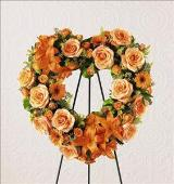 Hearts Eternal™ Wreath Funeral Flowers, Sympathy Flowers, Funeral Flower Arrangements from San Francisco Funeral Flowers.com Search for sympathy and funeral flower arrangement ideas from our SanFranciscoFuneralFlowers.com website. Our funeral and sympathy arrangements include crosses, casket covers, hearts, wreaths on wood easels. Open 365 days and provide delivery everyday including Sunday delivery to funeral homes from San Francisco CA to San Mateo CA. San Francisco Flowers
