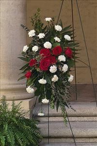 Remembering Forever Spray Funeral Flowers, Sympathy Flowers, Funeral Flower Arrangements from San Francisco Funeral Flowers.com Search for chinese funeral, sympathy funeral flower arrangements from our SanFranciscoFuneralFlowers.com website. Our funeral and sympathy arrangements include crosses, casket covers, hearts, wreaths on wood easels, coronas fúnebres, arreglos fúnebres, cruces para velorio, coronas para difunto, arreglos fúnebres, Florerias, Floreria, arreglos florales, corona funebre, coronas