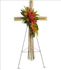 River Cane Cross Funeral Flowers, Sympathy Flowers, Funeral Flower Arrangements from San Francisco Funeral Flowers.com Search for chinese funeral, sympathy funeral flower arrangements from our SanFranciscoFuneralFlowers.com website. Our funeral and sympathy arrangements include crosses, casket covers, hearts, wreaths on wood easels, coronas fúnebres, arreglos fúnebres, cruces para velorio, coronas para difunto, arreglos fúnebres, Florerias, Floreria, arreglos florales, corona funebre, coronas