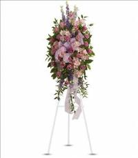 Finest Farewell Spray Funeral Flowers, Sympathy Flowers, Funeral Flower Arrangements from San Francisco Funeral Flowers.com Search for chinese funeral, sympathy funeral flower arrangements from our SanFranciscoFuneralFlowers.com website. Our funeral and sympathy arrangements include crosses, casket covers, hearts, wreaths on wood easels, coronas fúnebres, arreglos fúnebres, cruces para velorio, coronas para difunto, arreglos fúnebres, Florerias, Floreria, arreglos florales, corona funebre, coronas