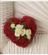 A Devoted Heart Casket Insert Funeral Flowers, Sympathy Flowers, Funeral Flower Arrangements from San Francisco Funeral Flowers.com Search for sympathy and funeral flower arrangement ideas from our SanFranciscoFuneralFlowers.com website. Our funeral and sympathy arrangements include crosses, casket covers, hearts, wreaths on wood easels. Open 365 days and provide delivery everyday including Sunday delivery to funeral homes from San Francisco CA to San Mateo CA. San Francisco Flowers