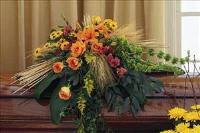 Fall Casket Spray Funeral Flowers, Sympathy Flowers, Funeral Flower Arrangements from San Francisco Funeral Flowers.com Search for chinese funeral, sympathy funeral flower arrangements from our SanFranciscoFuneralFlowers.com website. Our funeral and sympathy arrangements include crosses, casket covers, hearts, wreaths on wood easels, coronas fúnebres, arreglos fúnebres, cruces para velorio, coronas para difunto, arreglos fúnebres, Florerias, Floreria, arreglos florales, corona funebre, coronas